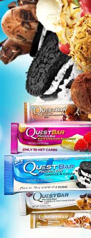 Nr.1 Protein Bar - Quest Bar