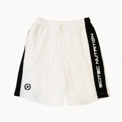 Scitec White Shorts