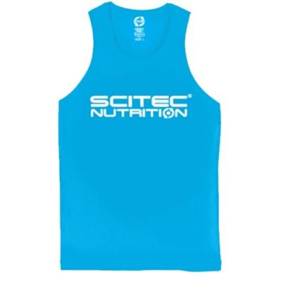 Scitec Normal Blue Tank Top