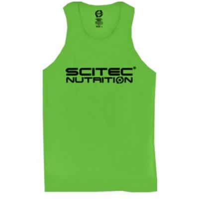 Scitec Normal Green Tank Top