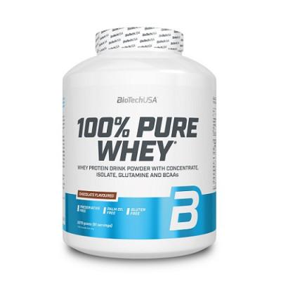 BioTech USA 100% Pure Whey 2270g