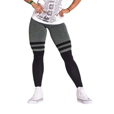 Nebbia Leggings Over the knee 286 Khaki