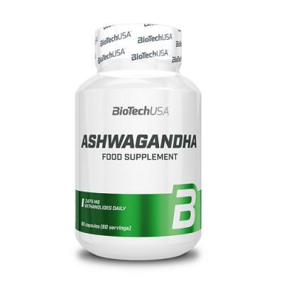 BioTech USA Ashwagandha 60 caps