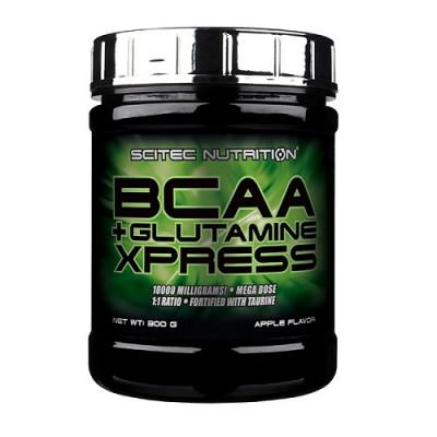 Scitec BCAA + Glutamine XPRESS, 300g