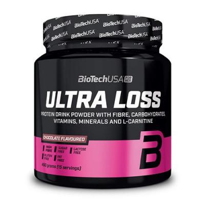 BioTech USA Ultra Loss Shake 450g