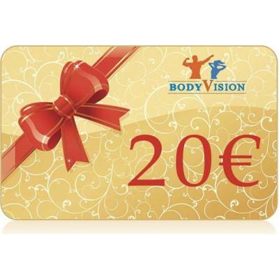 Kinkekaart - 20€