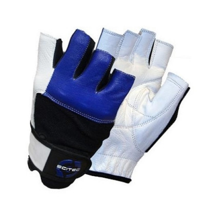 "Scitec Gloves ""Blue Style"""
