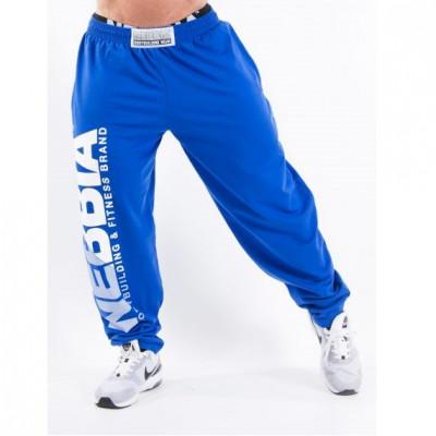 Nebbia Harcore Fitness Sweatpants 310 Blue