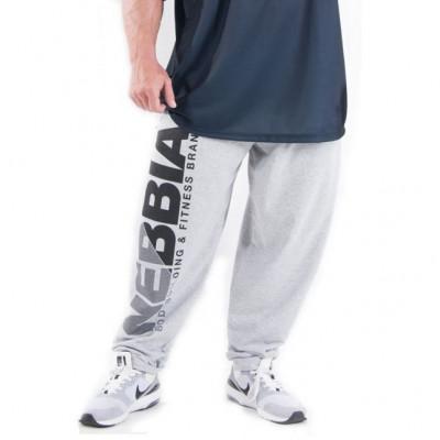 Nebbia Harcore Fitness Sweatpants 310 Grey