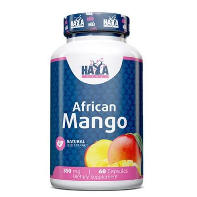 Haya Labs African Mango 350mg 60caps