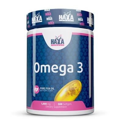 Haya Labs Omega 3 1000mg 500softgels