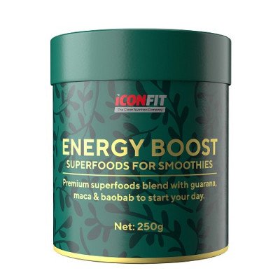 ICONFIT  Energy Boost 250g