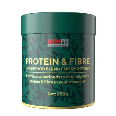 ICONFIT Smoothie Protein & Fibre 250g