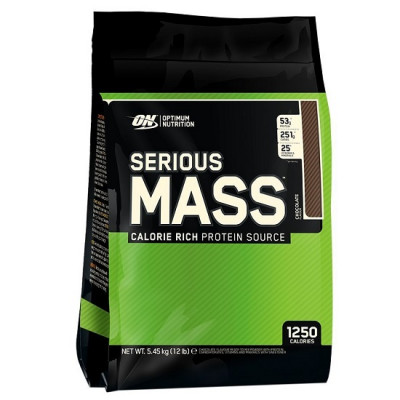 Optimum Nutrition Serious Mass, 5.45kg