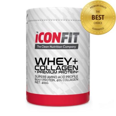 ICONFIT Whey + Collagen *Premium Protein* 400g