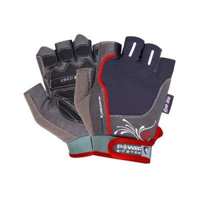 Power System Gloves Womans Power Black