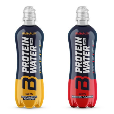 BioTech USA Protein Water Zero 500ml