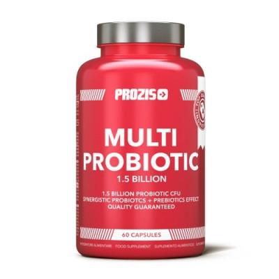 Prozis Multi-Probiotic 1.5 Billion, 60caps