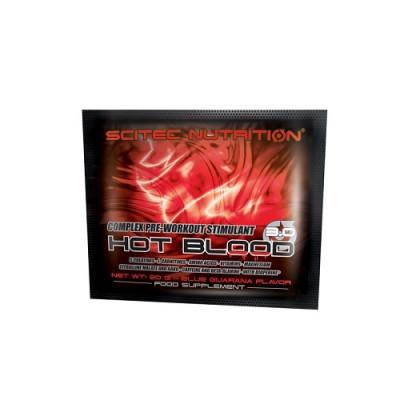 Scitec HOT BLOOD 3.0, 20g