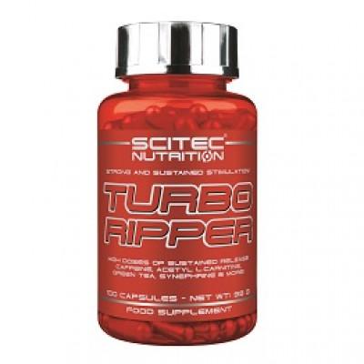 Scitec Turbo Ripper 100caps