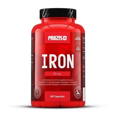 Prozis Iron 20 mg 60caps