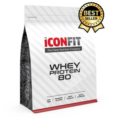ICONFIT Whey Protein 80 1000g