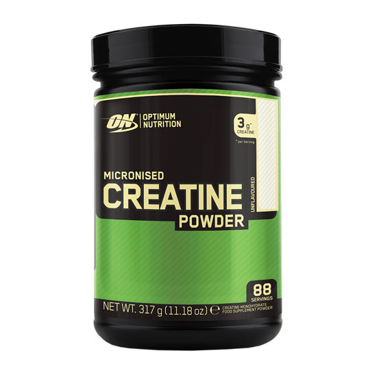 Optimum Nutrition Micronized Creatine Powder, 317g