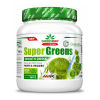 AMIX ProVegan Super Greens Smooth Drink 360g