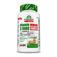 AMIX ProVegan Vitamin C 1000 Immuno Forte 60vcaps