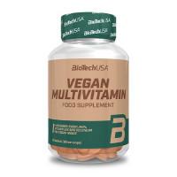 BioTech USA Vegan Multivitamin 60vtabs