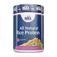 Haya Labs 100% All Natural Rice Protein 454g - Unflavored