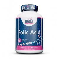 Haya Labs Folic Acid 800mcg 250tabs