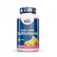 Haya Labs Basic Adult Multivitamin 100tabs