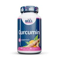 Haya Labs Curcumin - Turmeric Extract 500mg 60caps