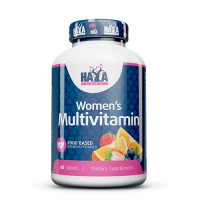 Haya Labs Food Based Women's Multi 60tabs
