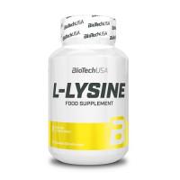 BioTech USA L-Lysine 90caps