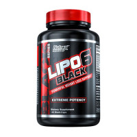 Nutrex Research Lipo-6 Black 120caps
