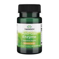 Swanson Anti-Gas Enzyme 90vcaps
