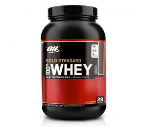Optimum Nutrition 100% Whey Gold Standard, 908g