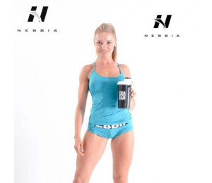Nebbia Tight Singlet 224 Blue