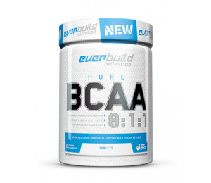 Everbuid BCAA 8:1:1 1000mg 200tabs