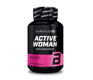 BioTech USA Active Woman, 60tabs