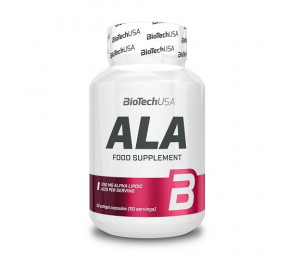 BioTech USA ALA 50caps