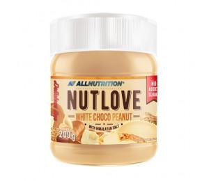 AllNutrition Nutlove 200g White Choco Peanut