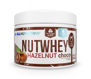 AllNutrition NutWhey 500g Hazelnut Choco