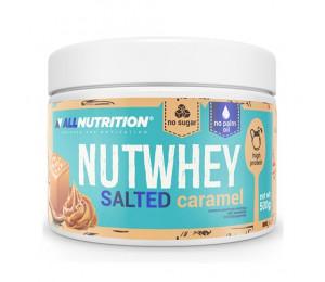 AllNutrition NutWhey 500g Salted Caramel