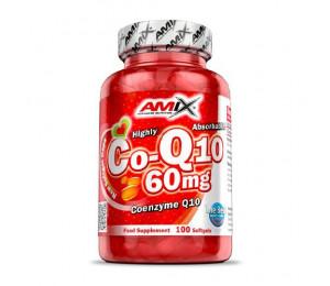 AMIX Coenzyme Q10 60mg 100 softgels