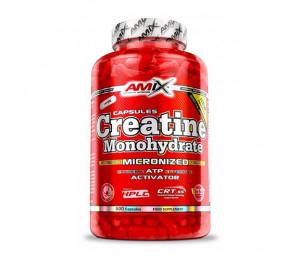 AMIX Creatine Monohydrate 800mg 500caps