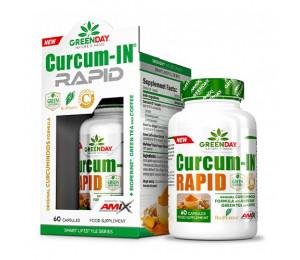 AMIX Curcum-IN Rapid 60caps