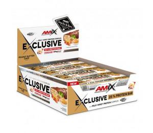 AMIX Exclusive Protein Bar 85gr (Parim enne: 10.2020)